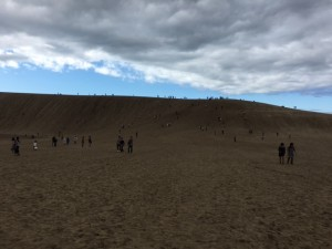 写真② 砂丘