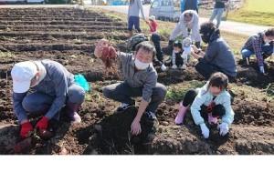 2020.10.25 サツマイモ掘り🍠_201110